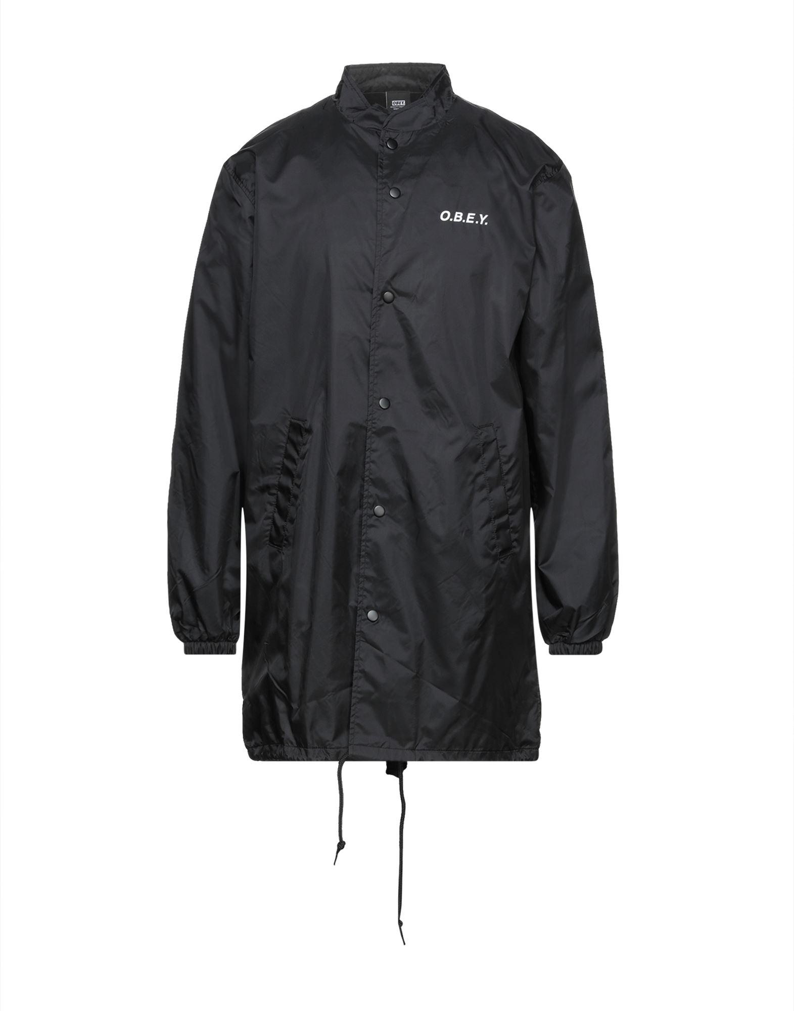 OBEY Легкое пальто