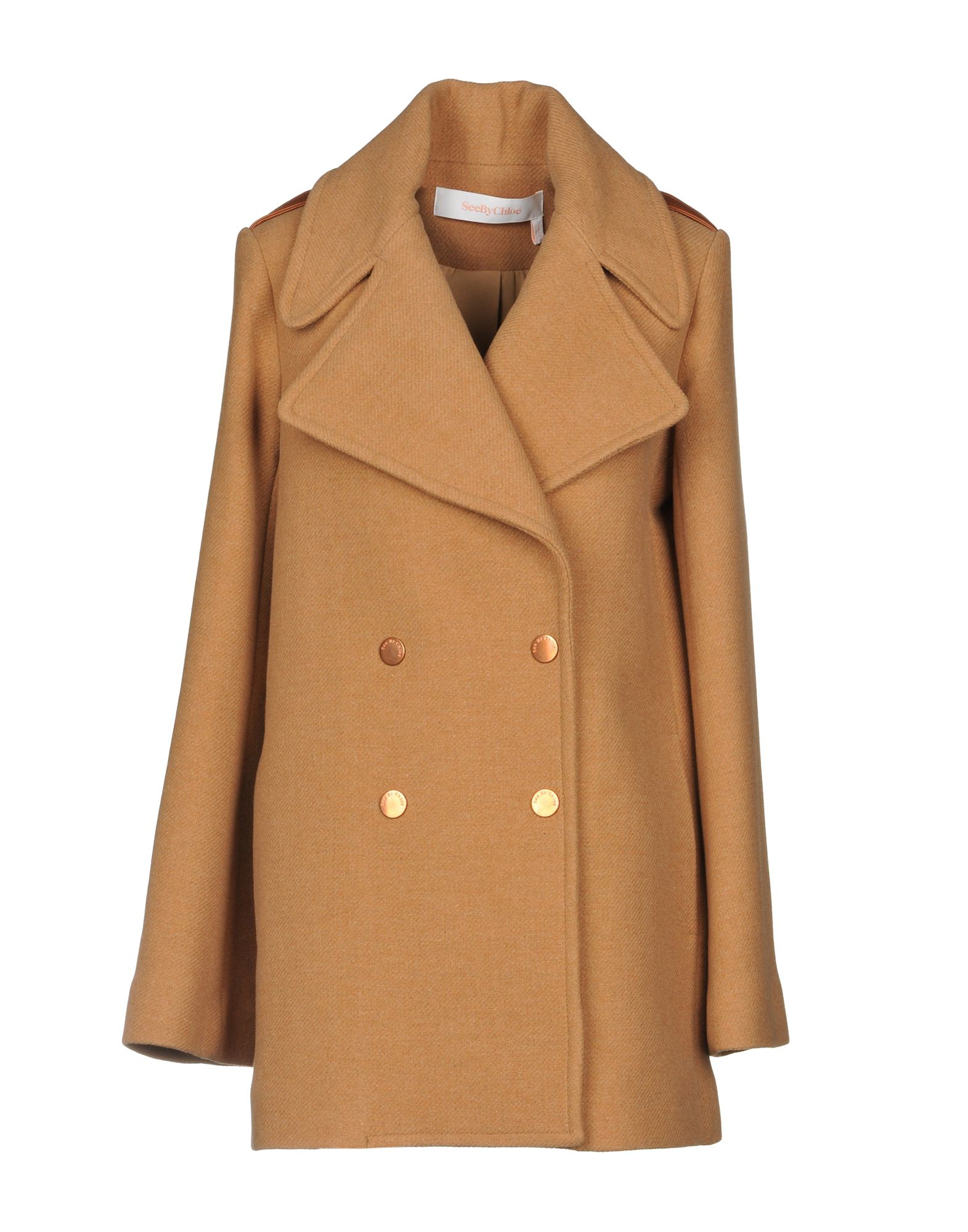 SEE BY CHLOÉ Пальто пальто