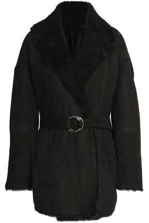 IRO Shearling jacket