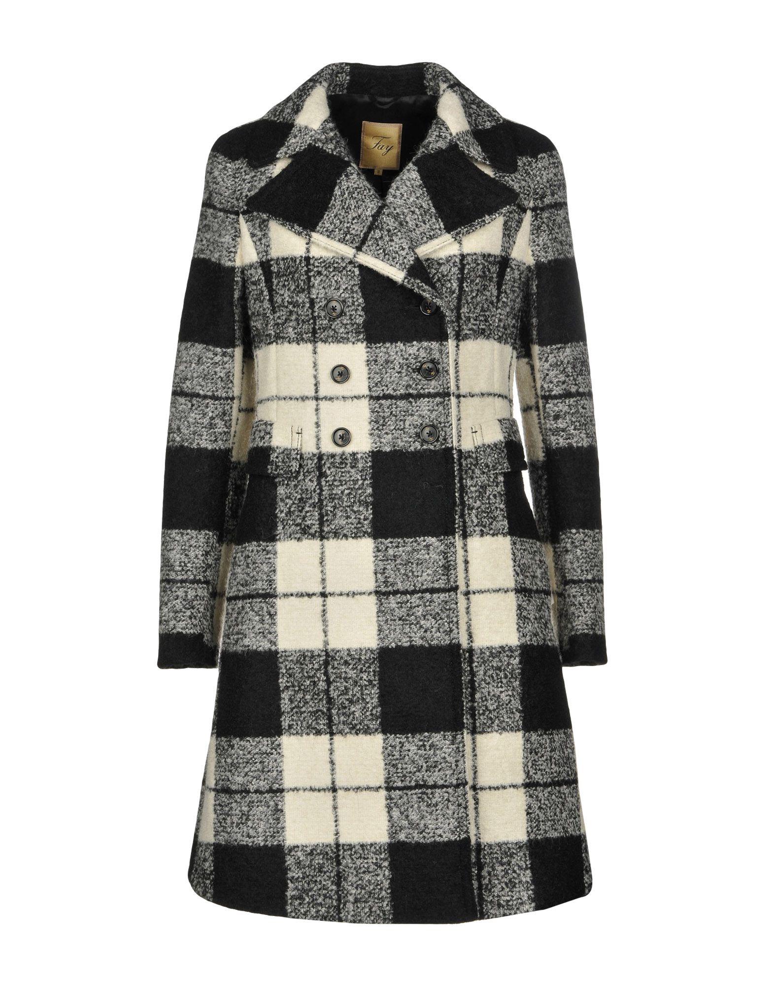 FAY Пальто пальто