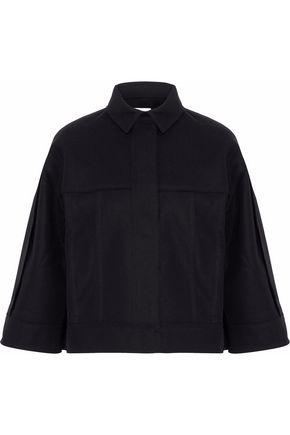 TOTÊME Bari wool-blend crepe jacket