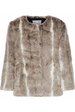 TART COLLECTIONS Lucille faux fur coat