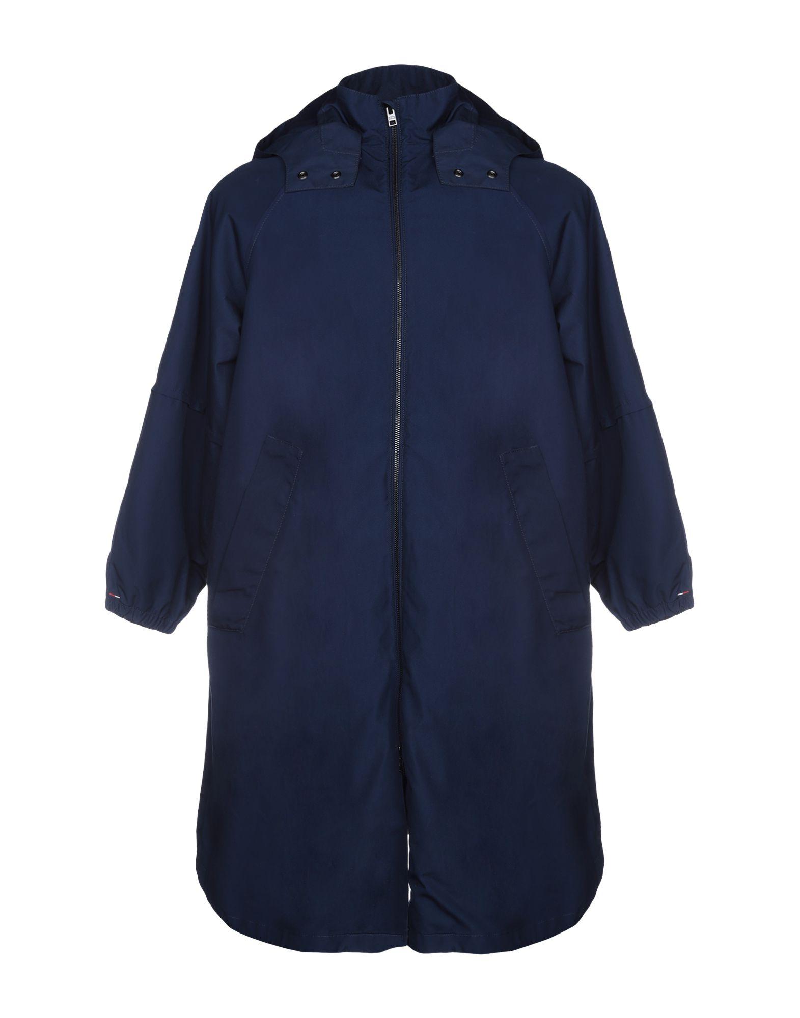 TOMMY JEANS Легкое пальто