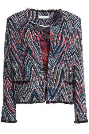 IRO Cotton-blend tweed jacket