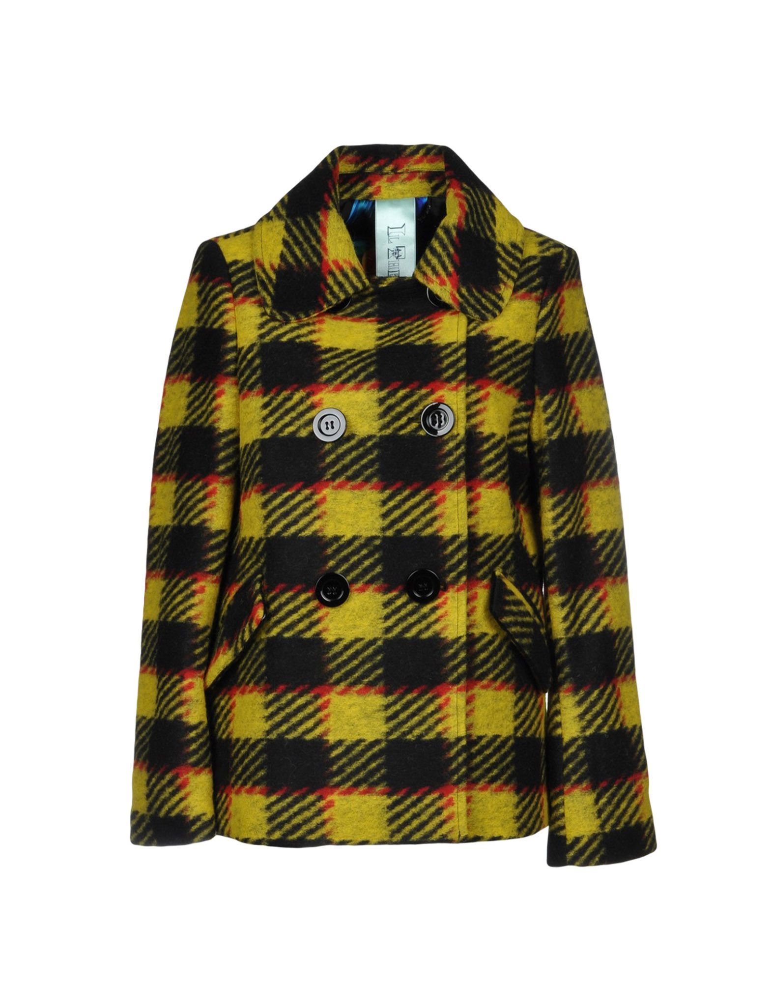 IL THE' DELLE 5 Пальто il the delle 5 пальто