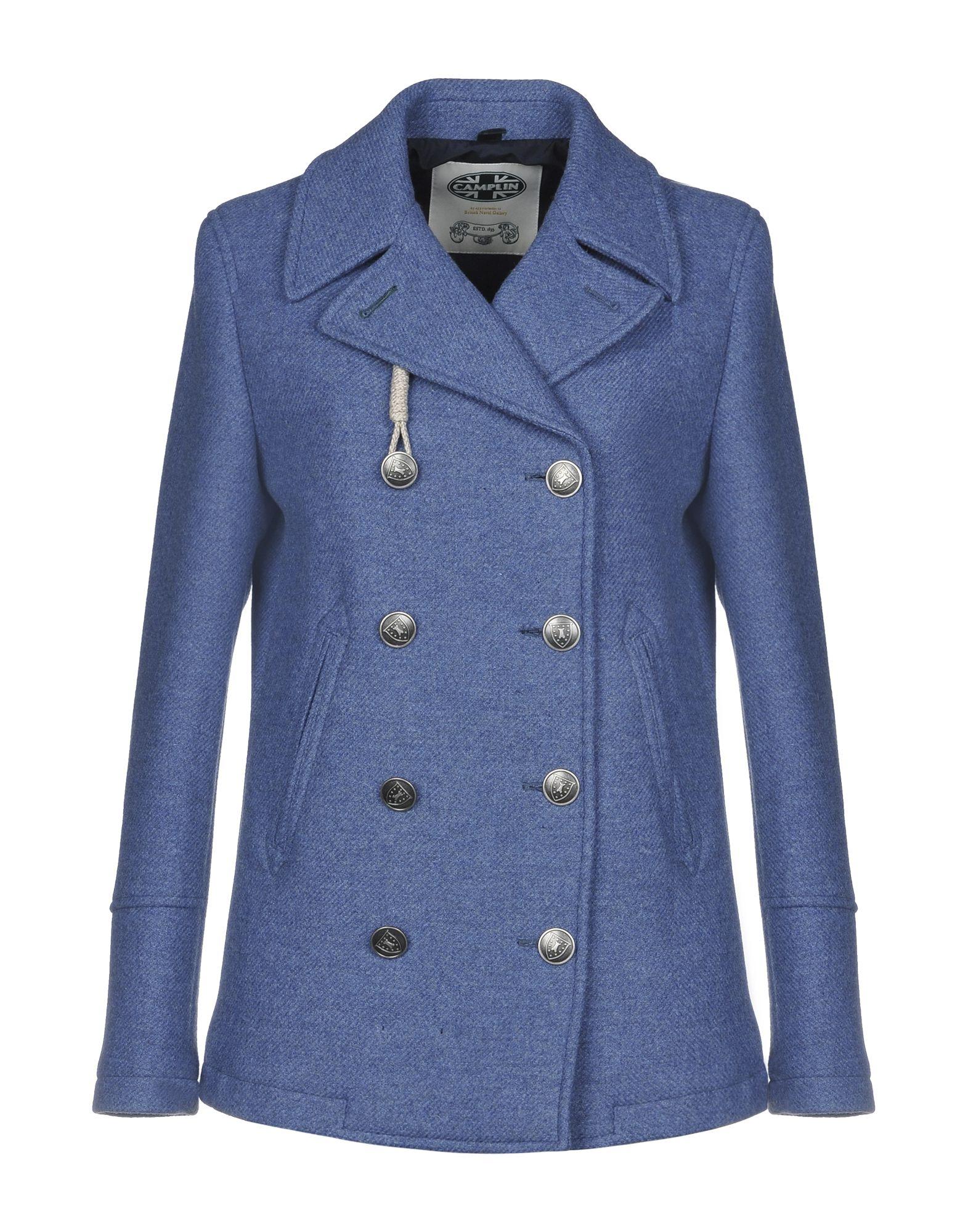 где купить CAMPLIN Пальто по лучшей цене