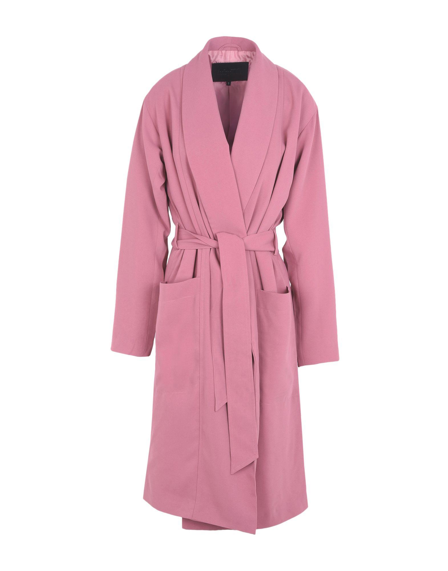 MBYM Coat in Pastel Pink