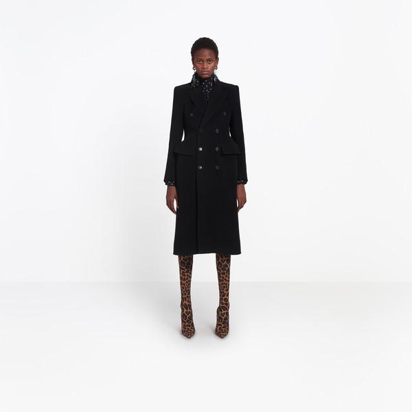 Hourglass Coat