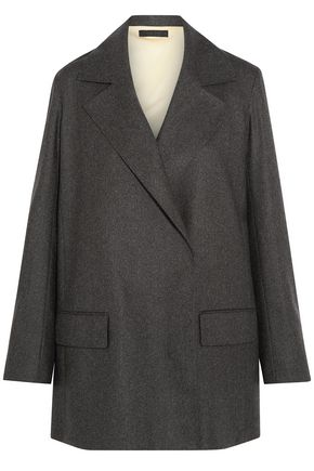 THE ROW Grafny oversized wool-blend blazer