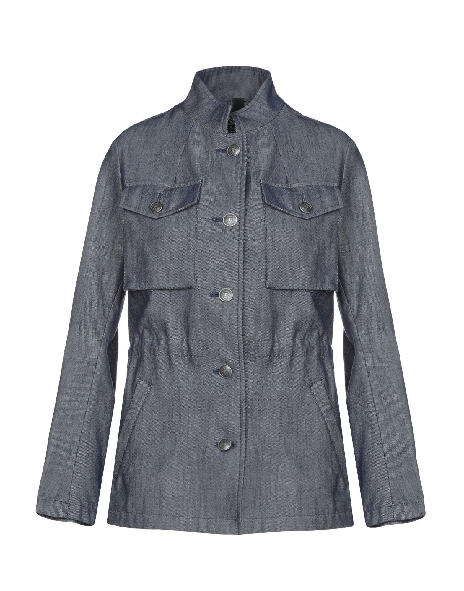 CAMPLIN Джинсовая верхняя одежда одежда