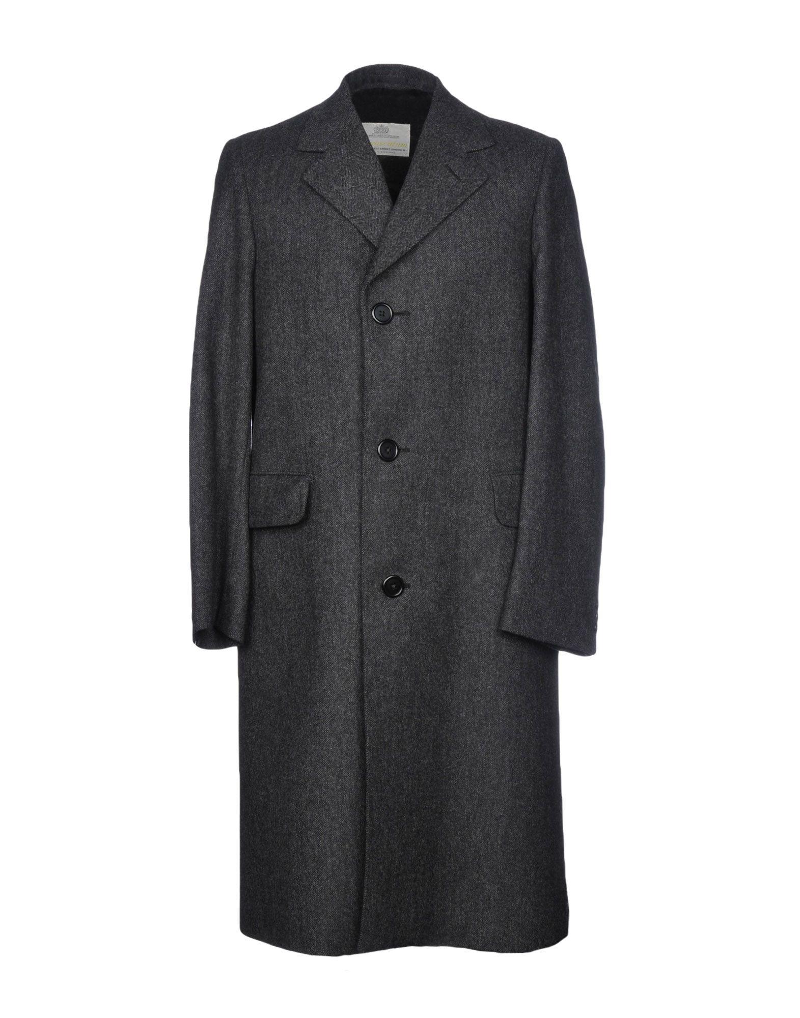AQUASCUTUM Coat in Lead