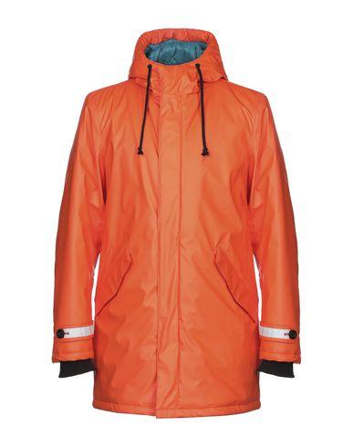 Купить Мужскую куртку DIMATTIA оранжевого цвета