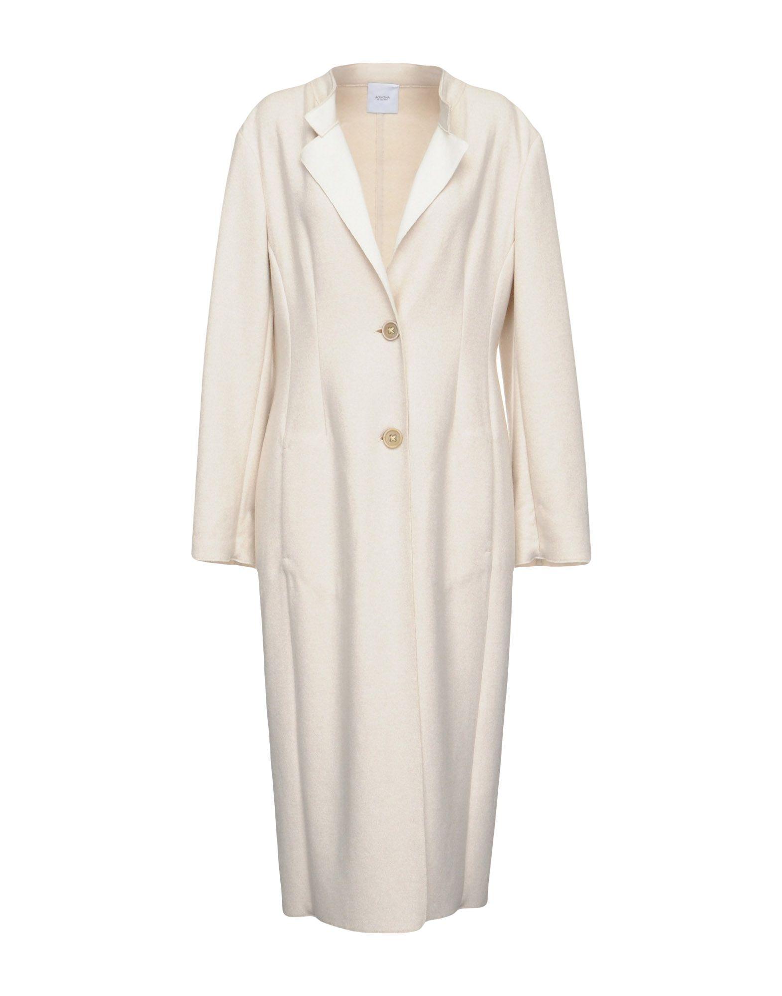 AGNONA Пальто agnona пиджак