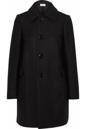 REDValentino Wool-blend twill coat