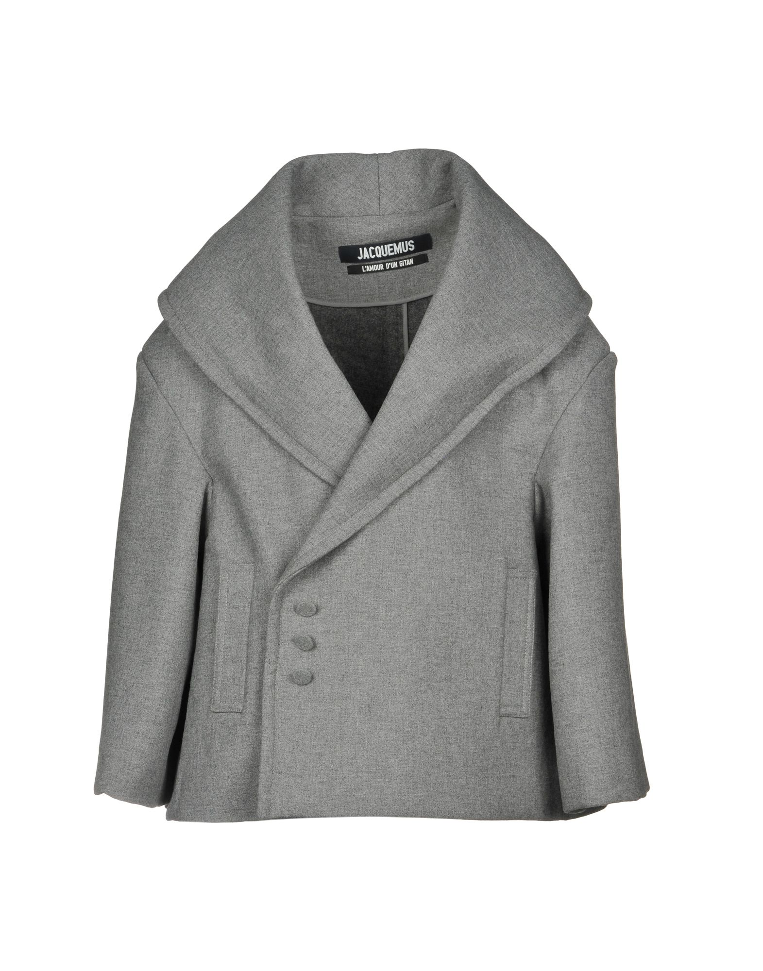 JACQUEMUS Пальто jacquemus пальто