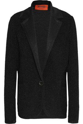 MISSONI Metallic bouclé jacket