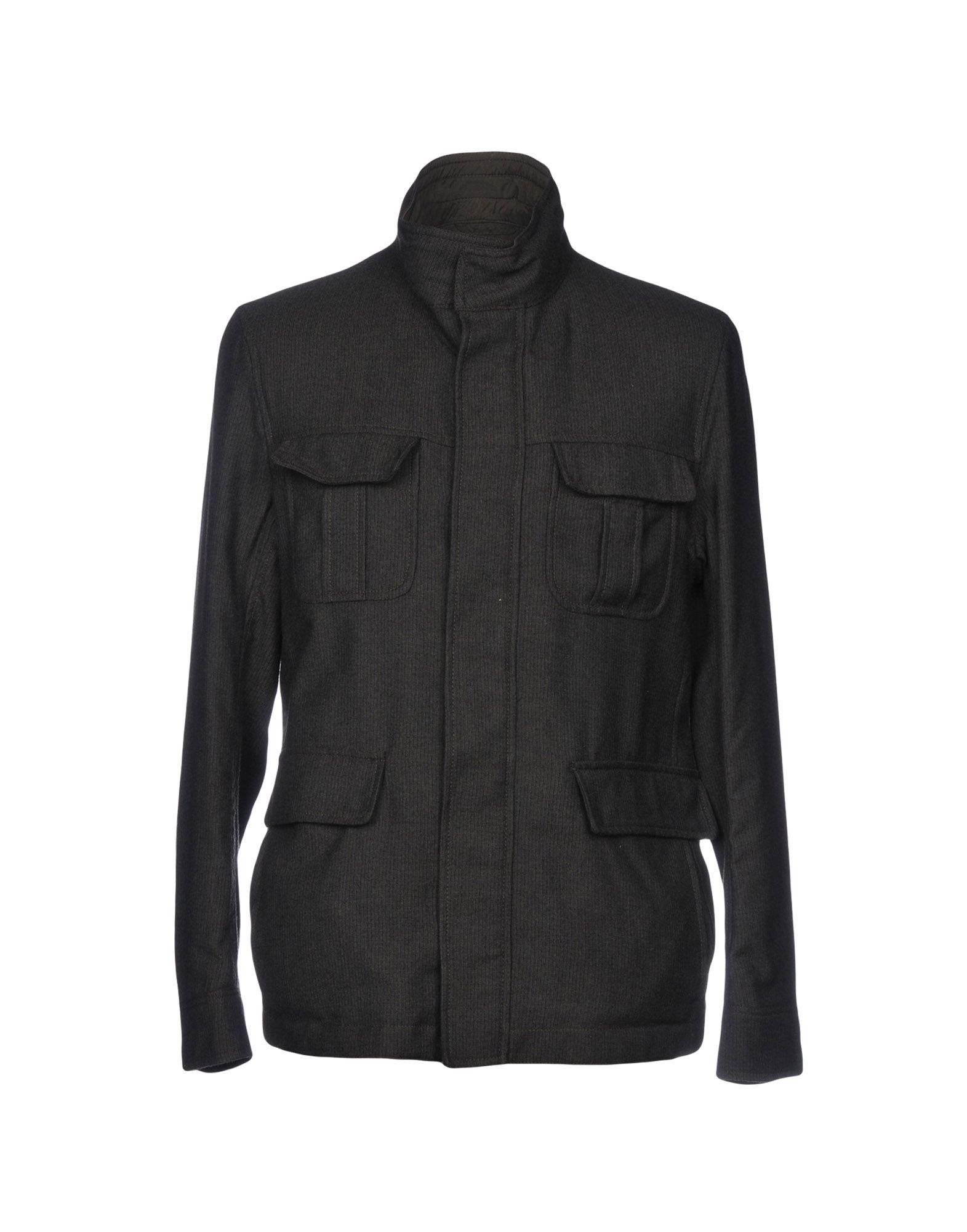 RVR LARDINI Jacket in Steel Grey