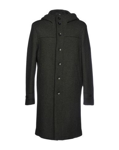 Пальто размер 52 цвет зелёный