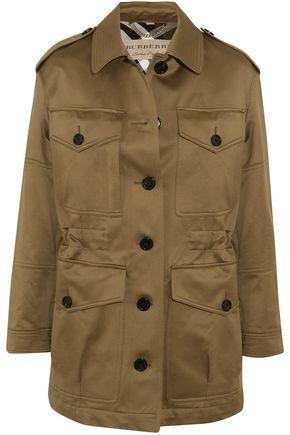 BURBERRY Mid Coat