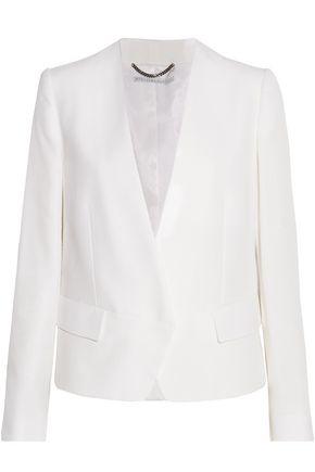 STELLA McCARTNEY Valentina woven blazer