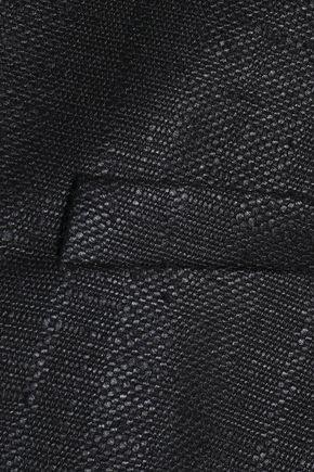 CHLOÉ Frayed silk jacket