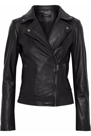 MUUBAA Sabik leather biker jacket