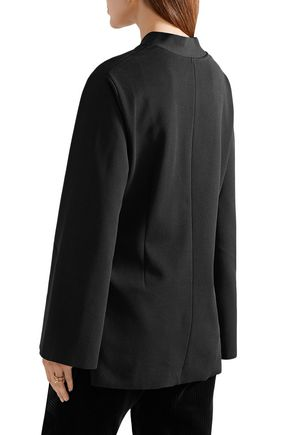 STELLA McCARTNEY Stretch-knit wrap jacket