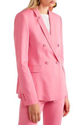 EMILIO PUCCI Double-breasted crepe blazer