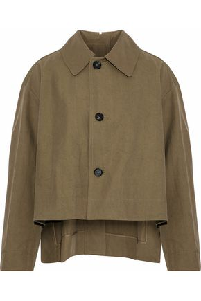 MARNI Cotton-blend twill jacket