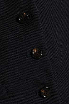 CHLOÉ Wool and cotton-blend twill blazer