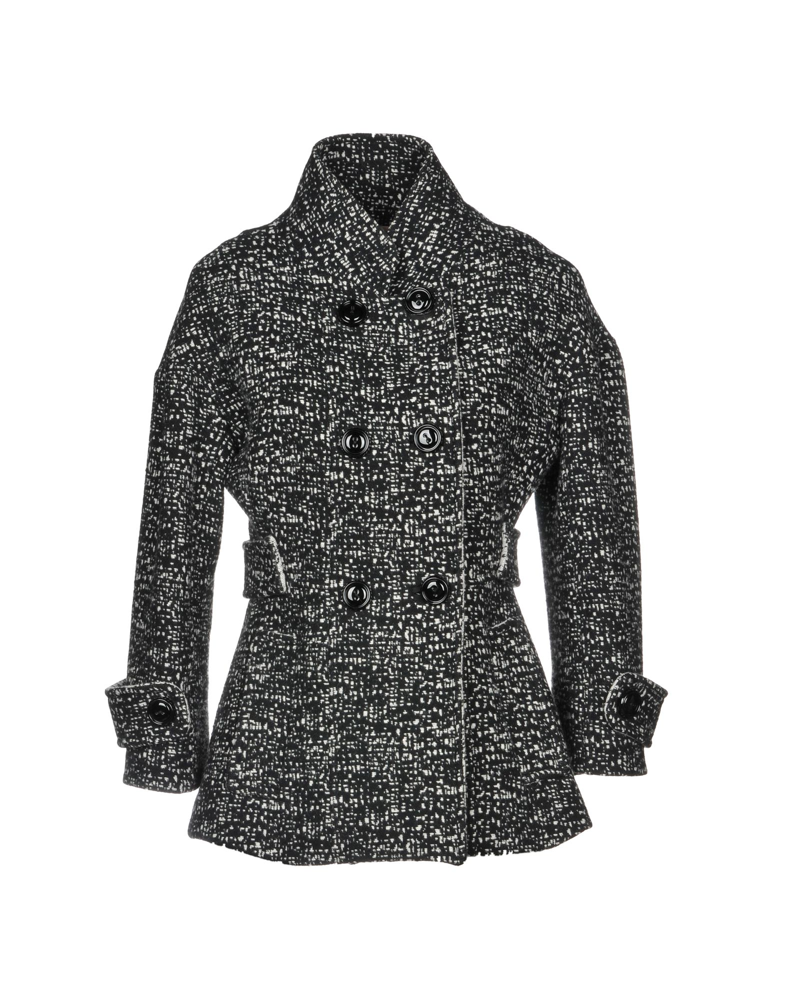 где купить COCCAPANI TREND Пальто по лучшей цене