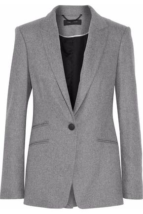 RAG & BONE Duke wool-blend felt blazer