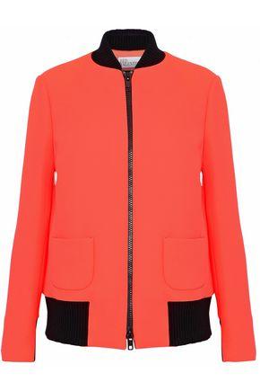 REDValentino Neon cady bomber jacket