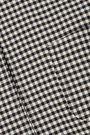 REDValentino Cotton gingham jacket