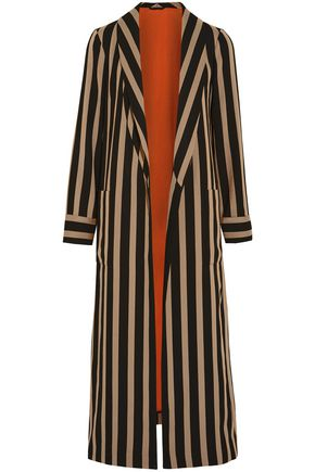 ETRO Striped cady coat