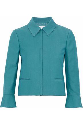 REDValentino Cotton-blend cady jacket