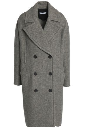 IRO Syday double-breasted woven coat