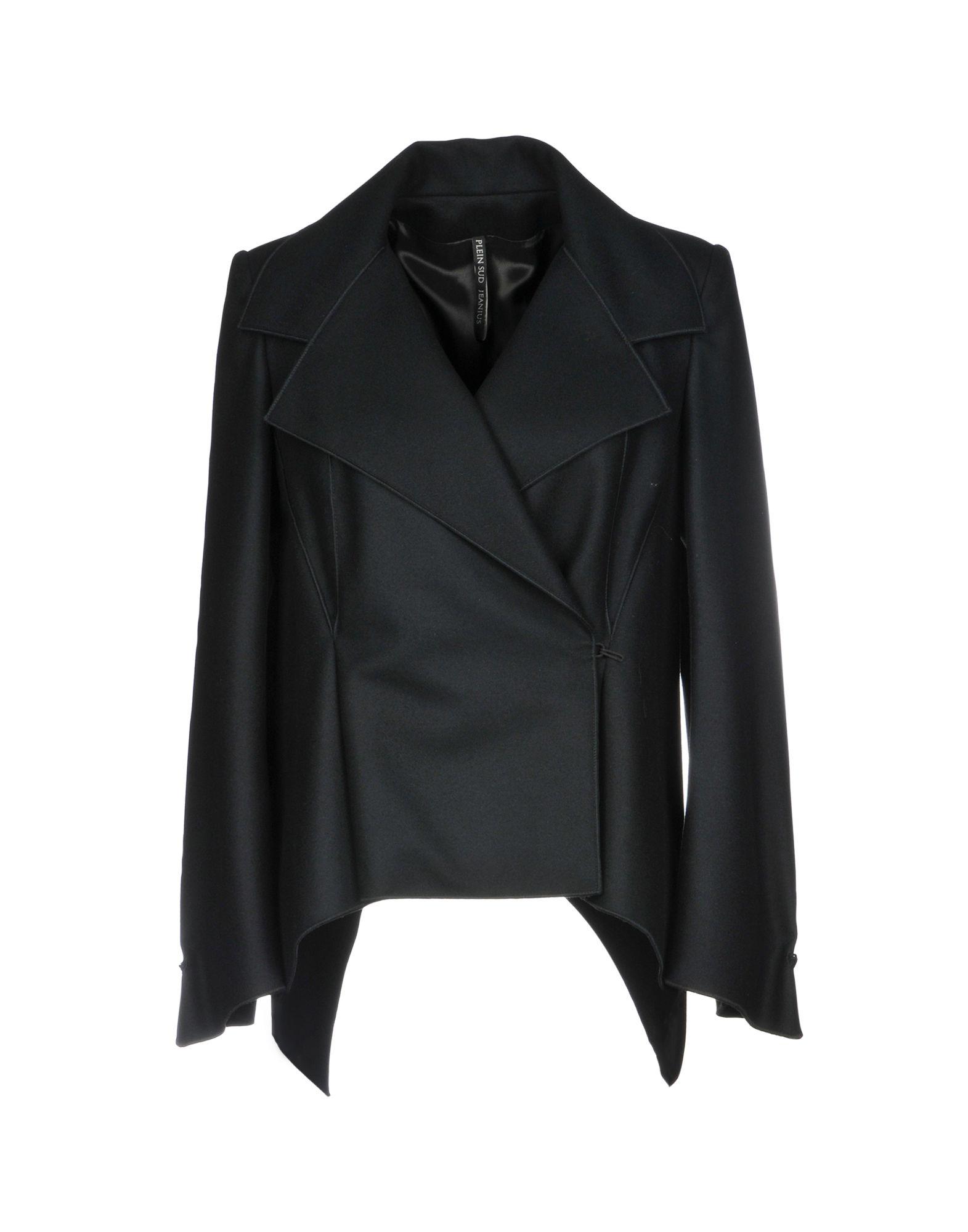 PLEIN SUD Пальто plein sud пиджак
