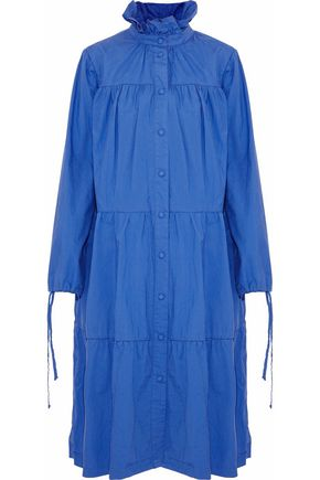 J.W.ANDERSON Tiered cotton coat