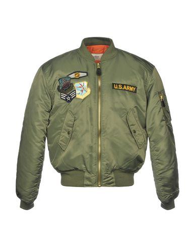 Фото - Мужскую куртку ARCHIVE_MILITARY SURPLUS цвет зеленый-милитари