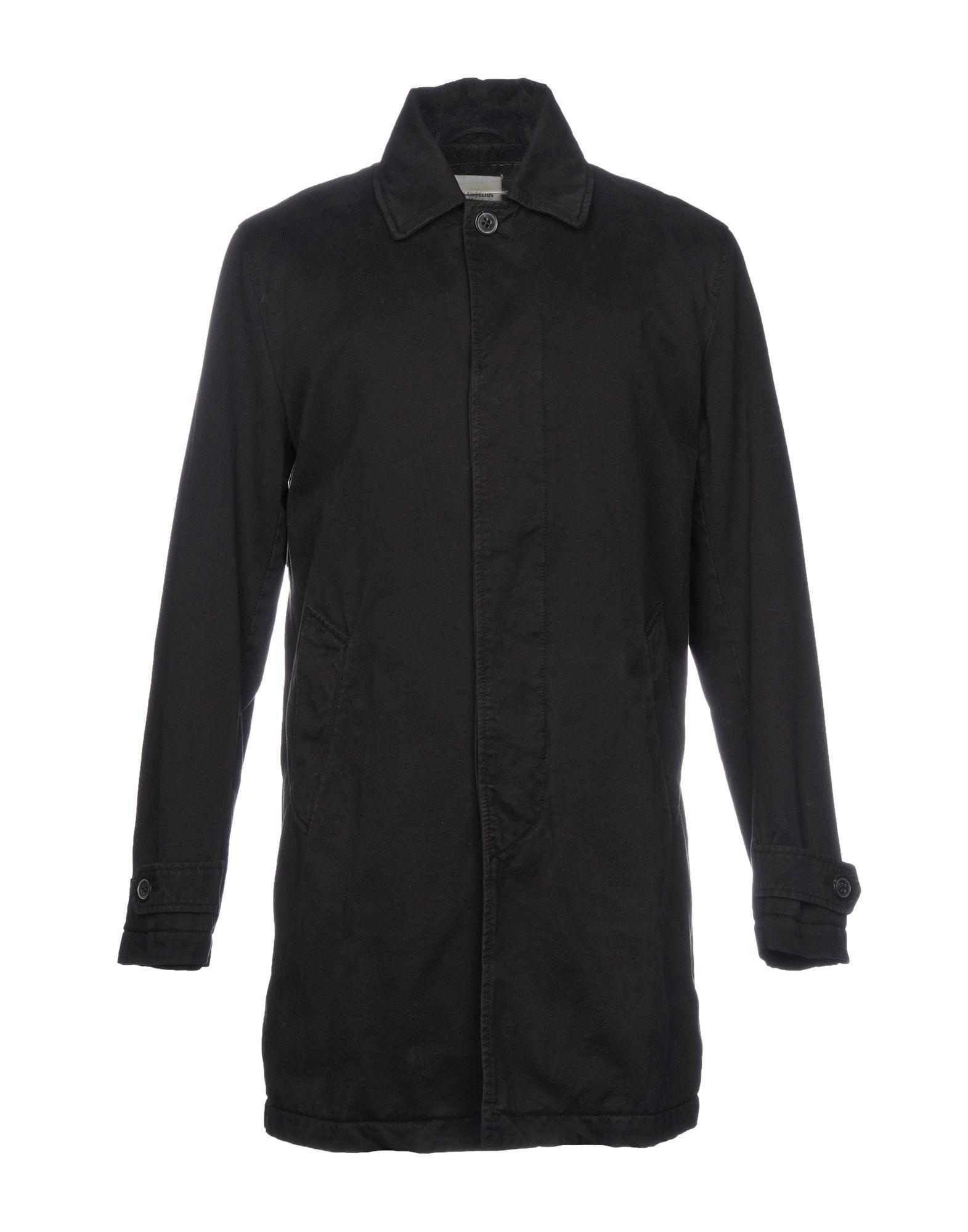 LEMPELIUS Jackets in Black