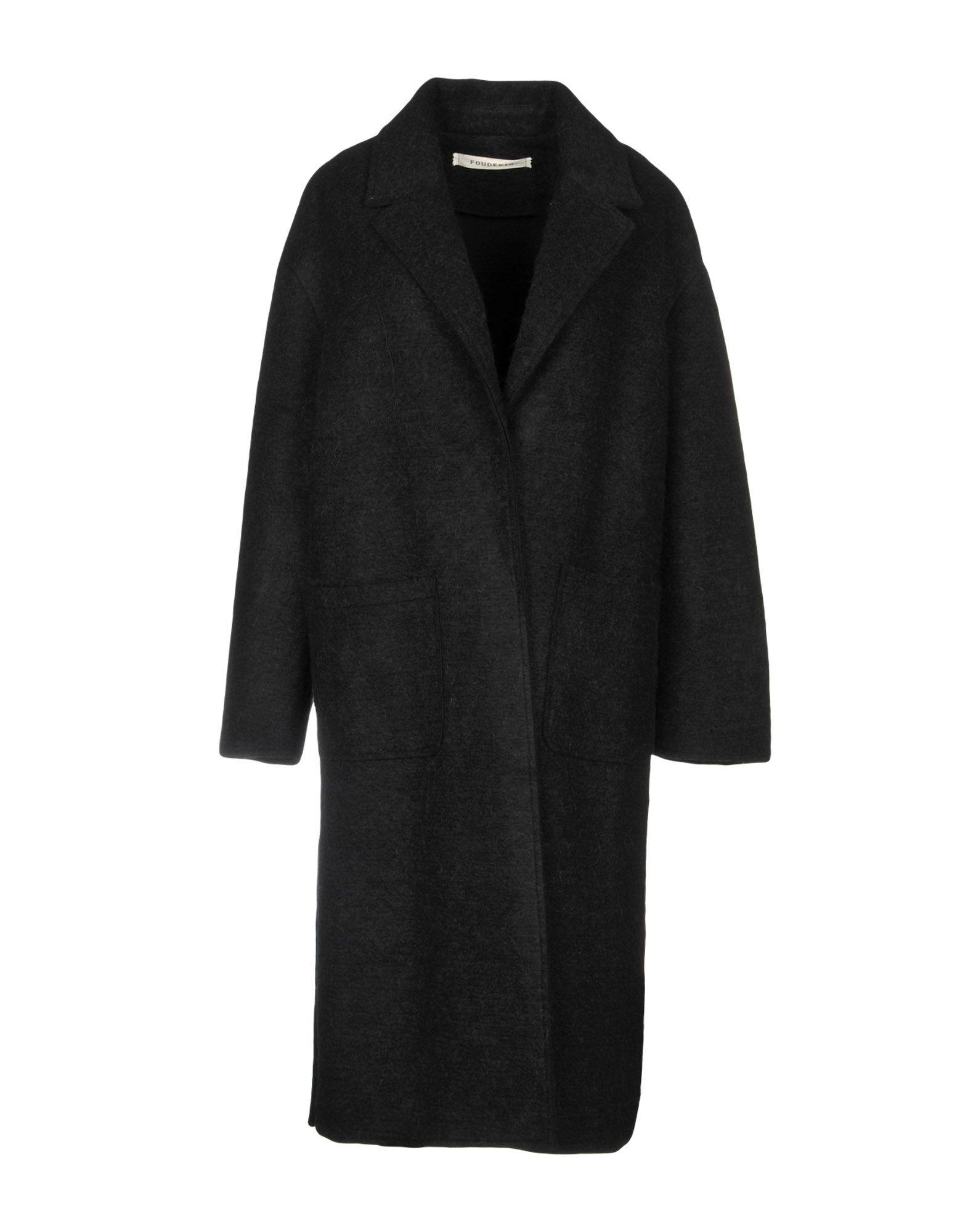 FOUDESIR Пальто foudesir легкое пальто
