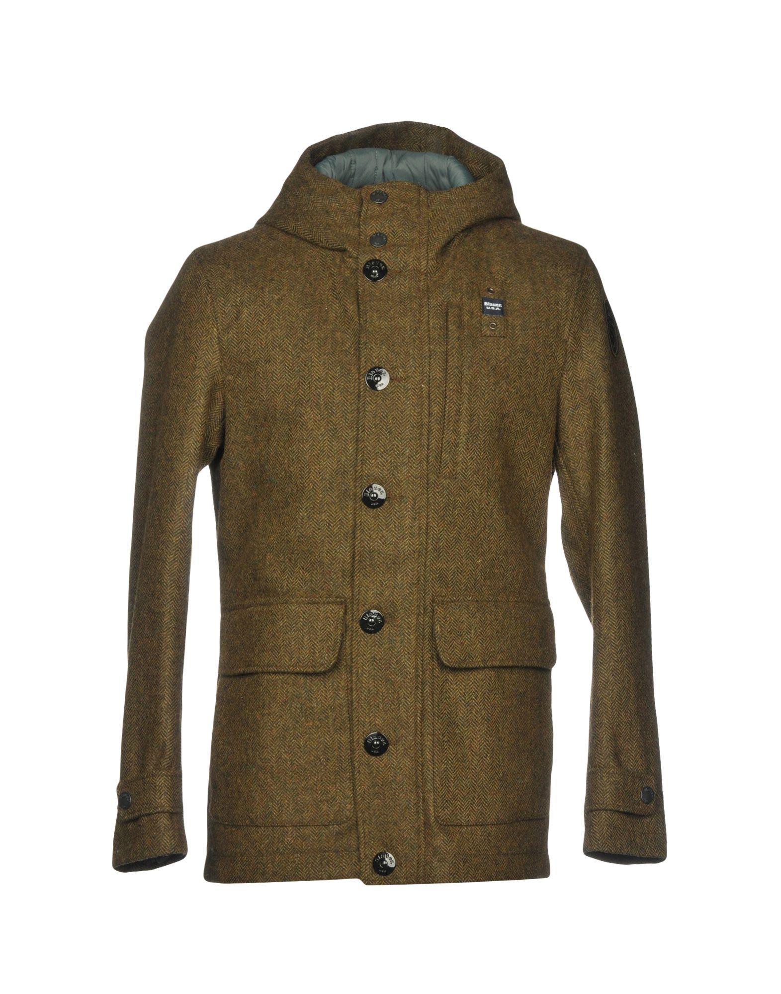 BLAUER Пальто