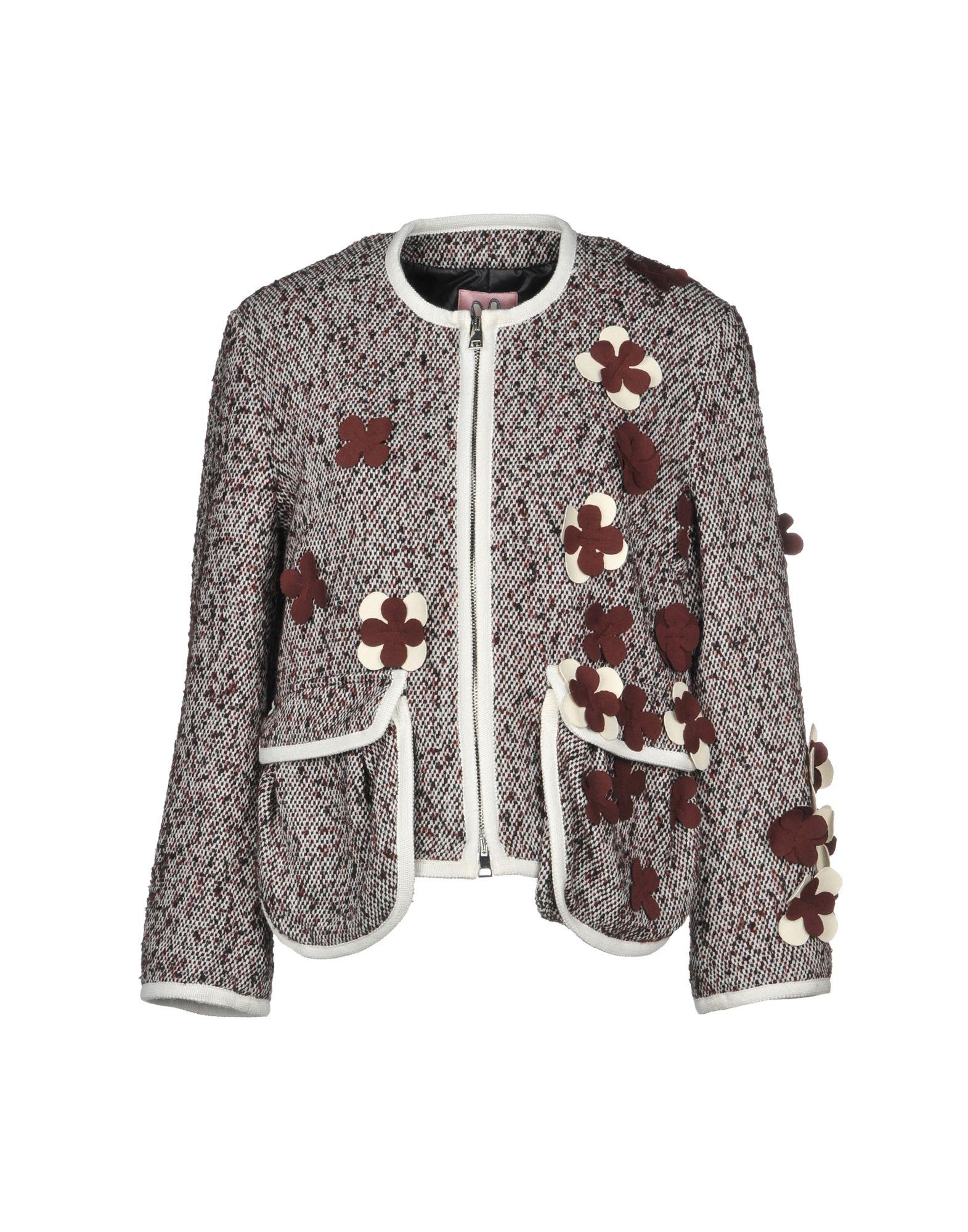 ROSE' A POIS Пальто недорго, оригинальная цена