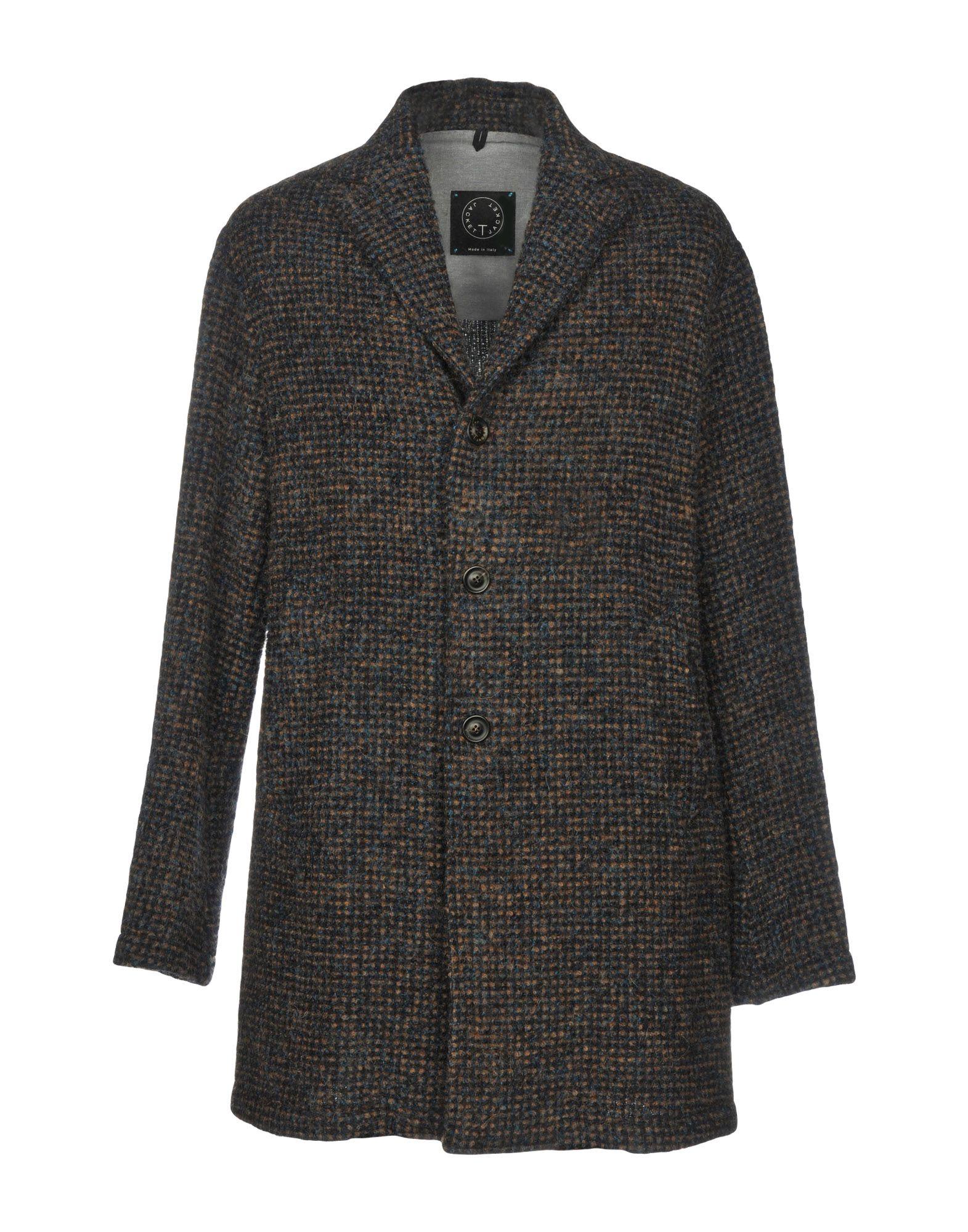 T-JACKET by TONELLO Пальто 57 t пальто