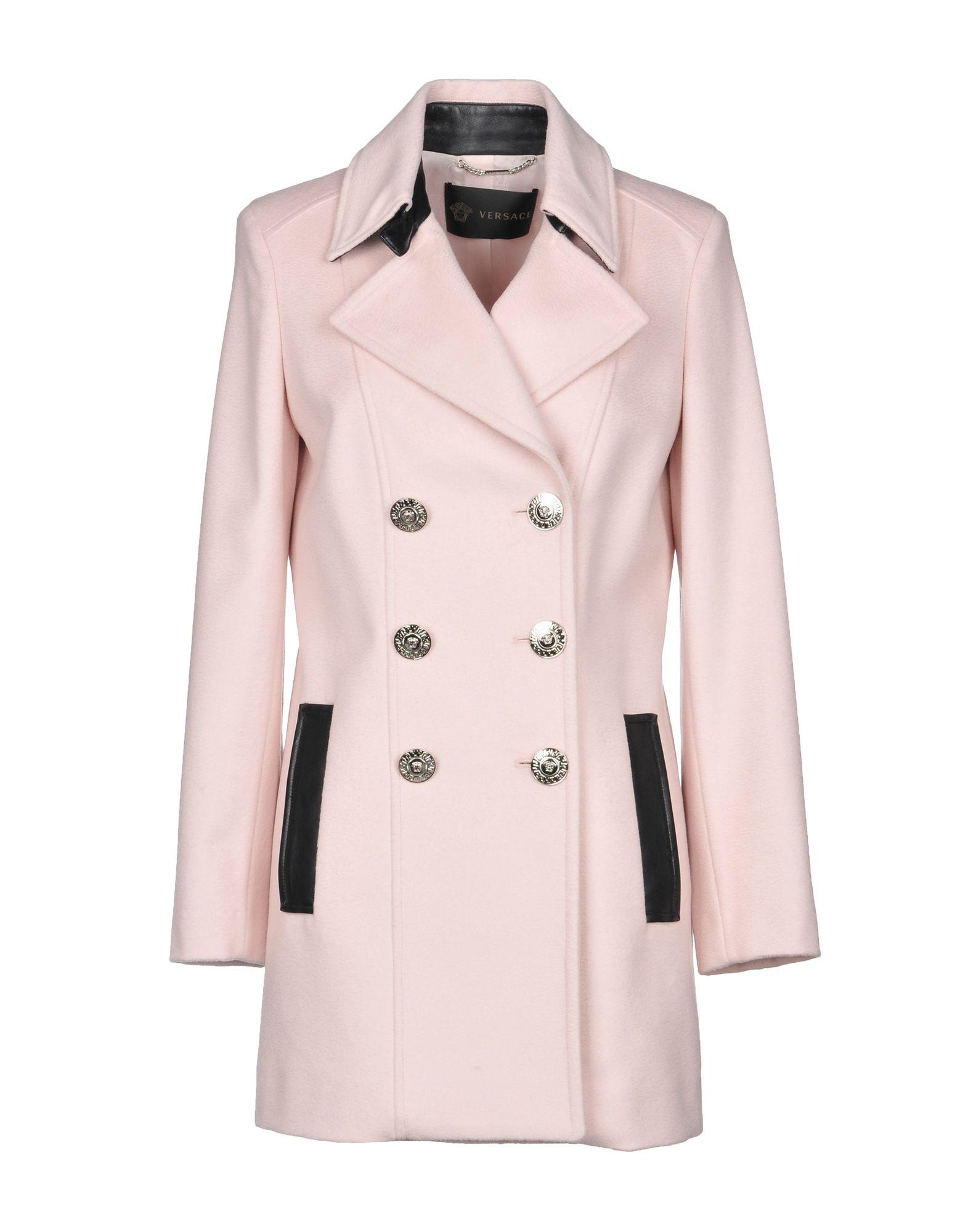 VERSACE Пальто пальто