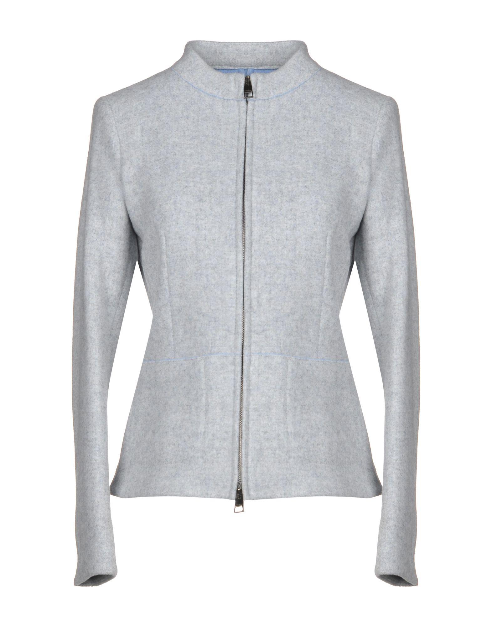 VIOLANTI Blazer in Light Grey