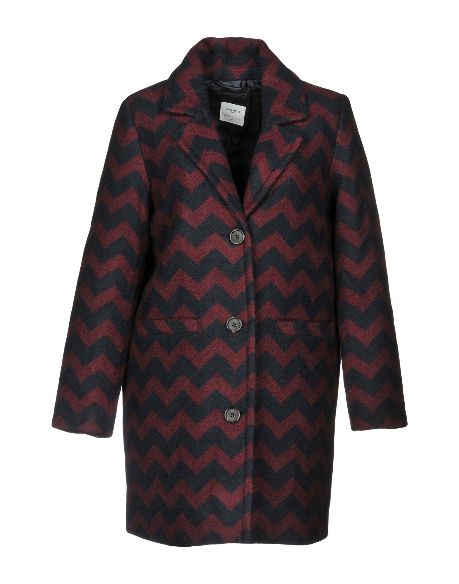 VERO MODA JEANS Пальто пальто vero moda vero moda ve389ewxag00