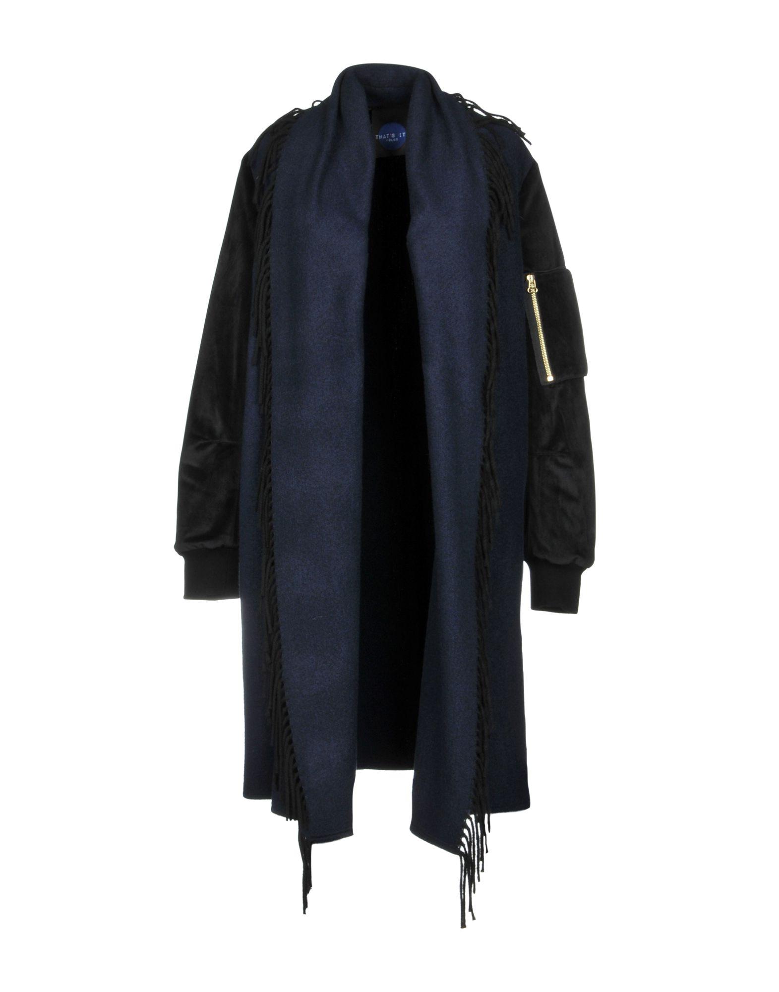 THAT'S IT! Пальто that s it пальто