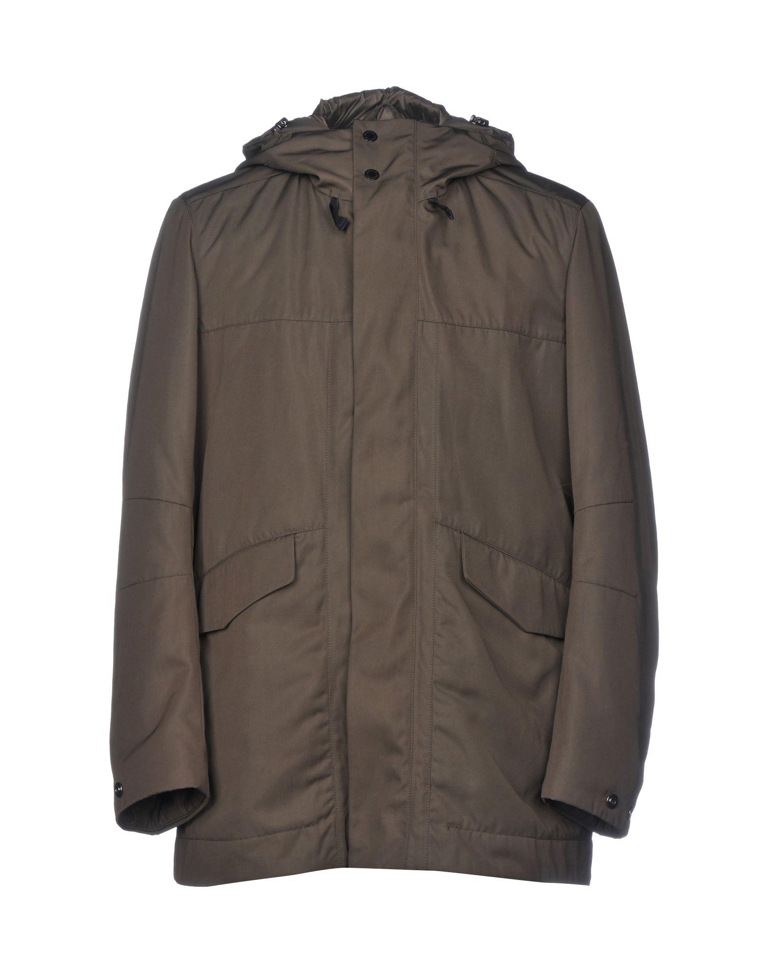 ESEMPLARE Jacket in Khaki
